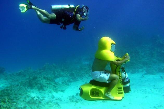 Подводные скутеры видео фото 132-33